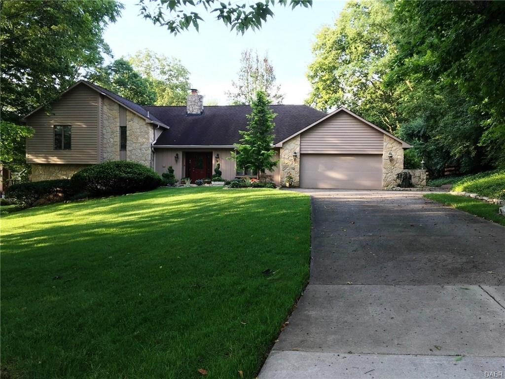 Photo of home for sale at 2481 Pennyroyal Road, Springboro OH